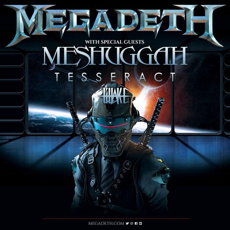 Megadeth(@Megadeth)さん | Twitter