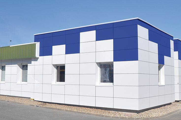 Les 25 meilleures id es de la cat gorie parements bleu sur for Parement aluminium exterieur