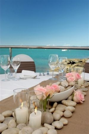 106 best images about Beach Wedding Centerpieces on