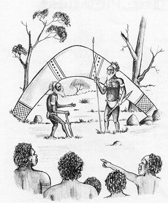 The Moon - Aboriginal Astronomy - Star Lab - The ScIslands - Questacon