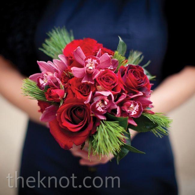 17 Best Images About Bridesmaids Bouquets On Pinterest