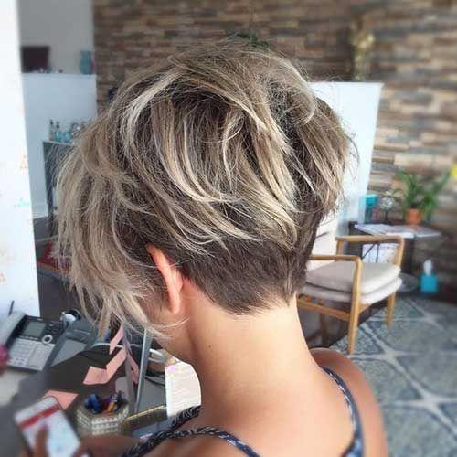 Magnifiques Coupes Courtes Pour Cheveux Fins : Donnez plus de volume à vos chev