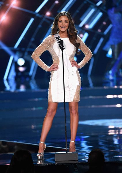 Miss Nevada, Emelina Adams - Every Beautiful Contestant From the 2016 Miss USA Competition - Photos