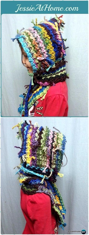 633 best Crochetoholic images on Pinterest   Guirnalda de pom pom ...