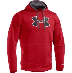 Under Armour Men's Storm Big Logo Hoodie - Dick's Sporting Goods