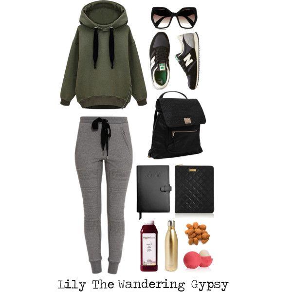 Road Trip Outfit Idea