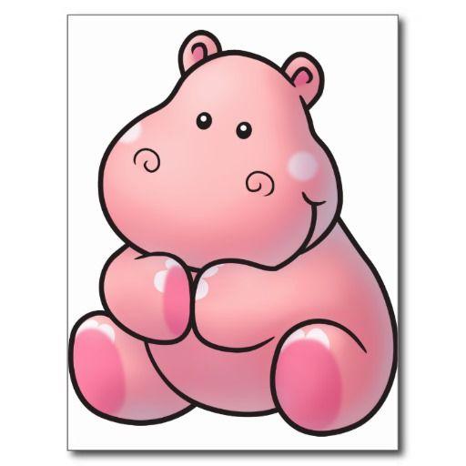14 best hippo cartoons images on Pinterest | Hippopotamus ...
