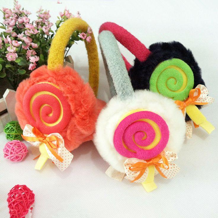 cutest earmuffs ever!! $6