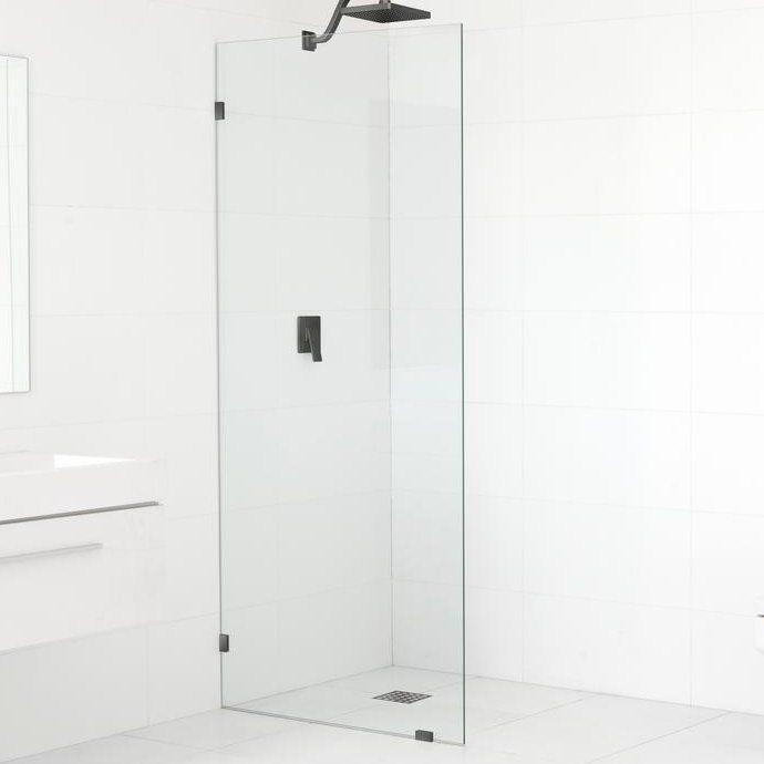 20 5 X 78 Frameless Fixed Glass Panel Shower Panels Glass Shower Panels Wet Room Shower