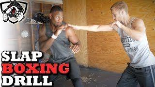 nice Slap Boxing Alternative: Boxing Partner Drill for Reaction Time
