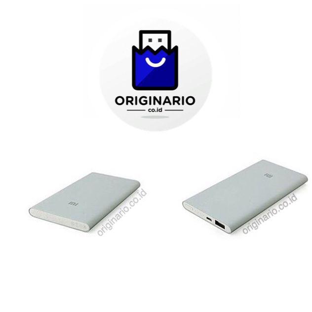 #Xiaomi Original Powerbank 5000 mAh   #SayaBeliOriginal di #ORIGINARIO