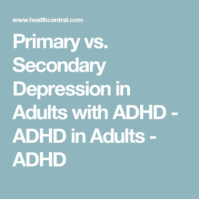 add vs adhd in adults