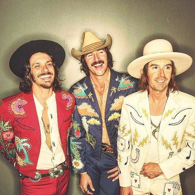 American country music band Midland  | my obsessions    :D