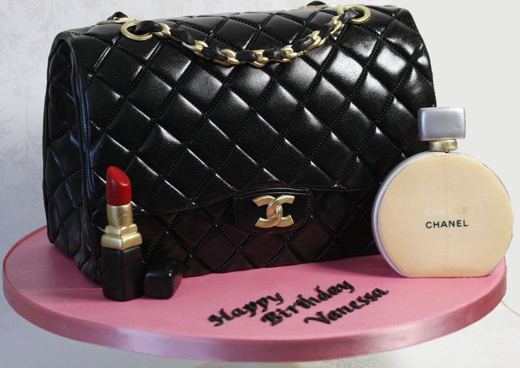 Handbag Cake Idea
