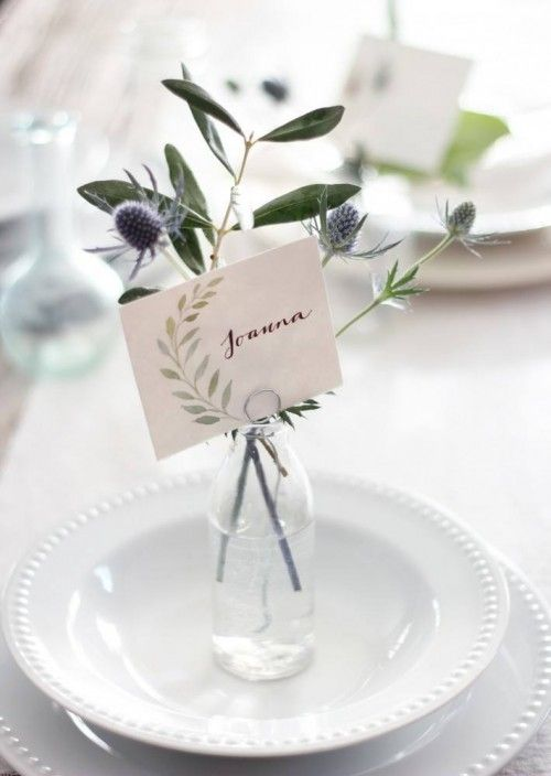 Personalizing Your Tablescape