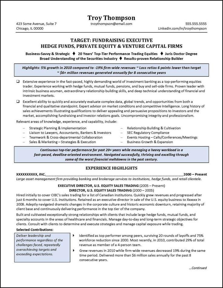 Equity Trader Resume Equity Trader Resume Equity Trader Resume