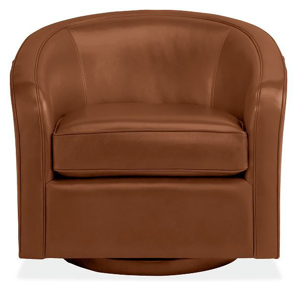 25 best ideas about tub chair on pinterest swivel club for Leather swivel tub chair