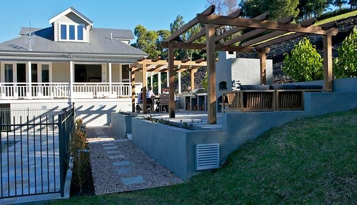 Like the balustrade. The Bullock Home - A Strongbuild Custom Classic Designs
