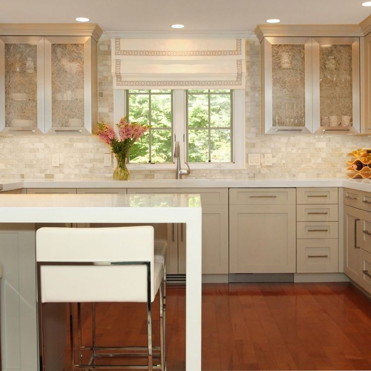 Modern Family Kitchen Cabinets Color