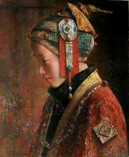 Tang Wei Min was born in 1971 in Yong Zhou, Hunan Province of China. In 1991, Wei Min graduated from the Art Department of Hunan Standard College, where he majored in oil painting. In 2001, Wei Min was accepted into a graduate study program in the Painting Department in Guangzhou Academy of Fine Arts.