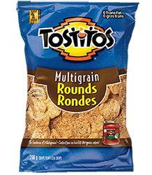 Tostitos® Multigrain Rounds Tortilla Chips #InspireTheSeason