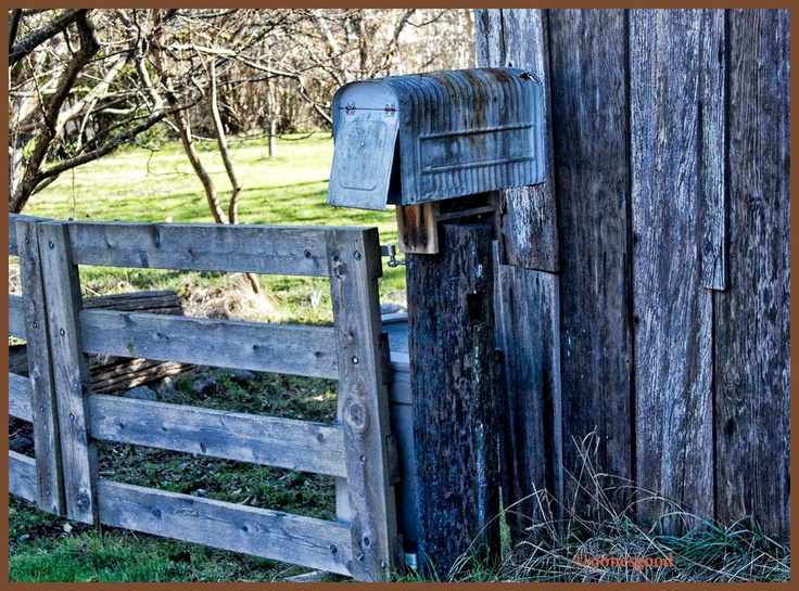 country mailbox - Google Search