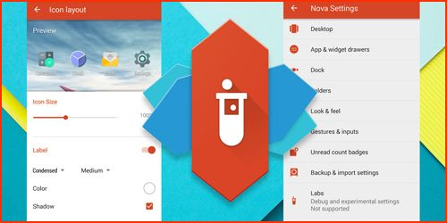 Nova Launcher Prime Apk v4.0.1 C +Plugin | Most Polished Launcher - APK 4 Phone | Must-Have Android Apps | A4P