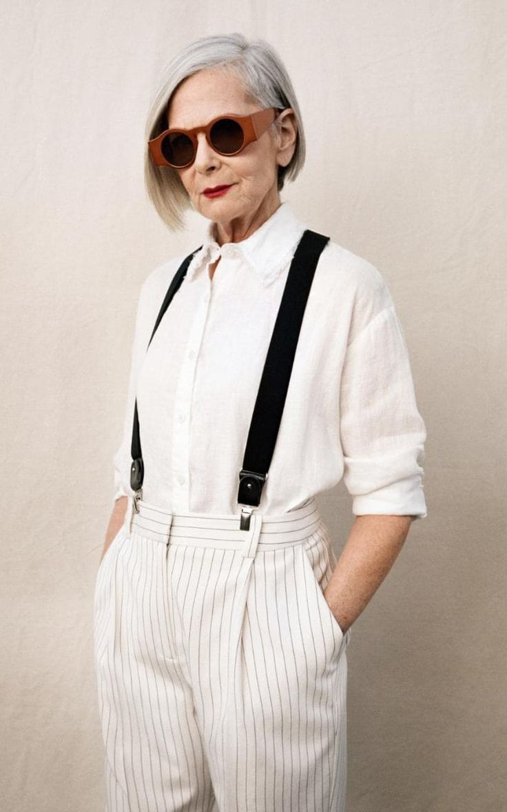 New Yorker Lyn Slater was an unknown university professor with a penchant for Japanese design until she walked past a fashion show and become a style star.