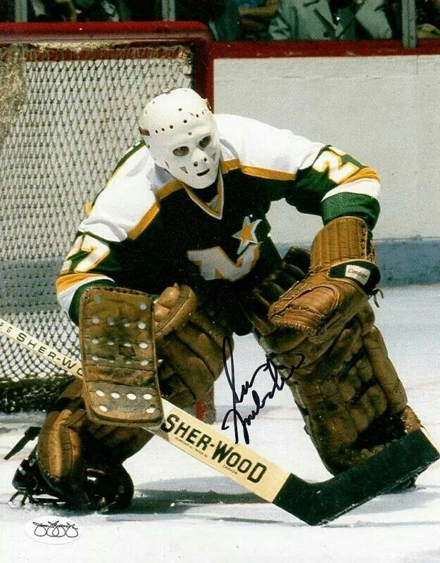 Gilles Meloche as a North Star.
