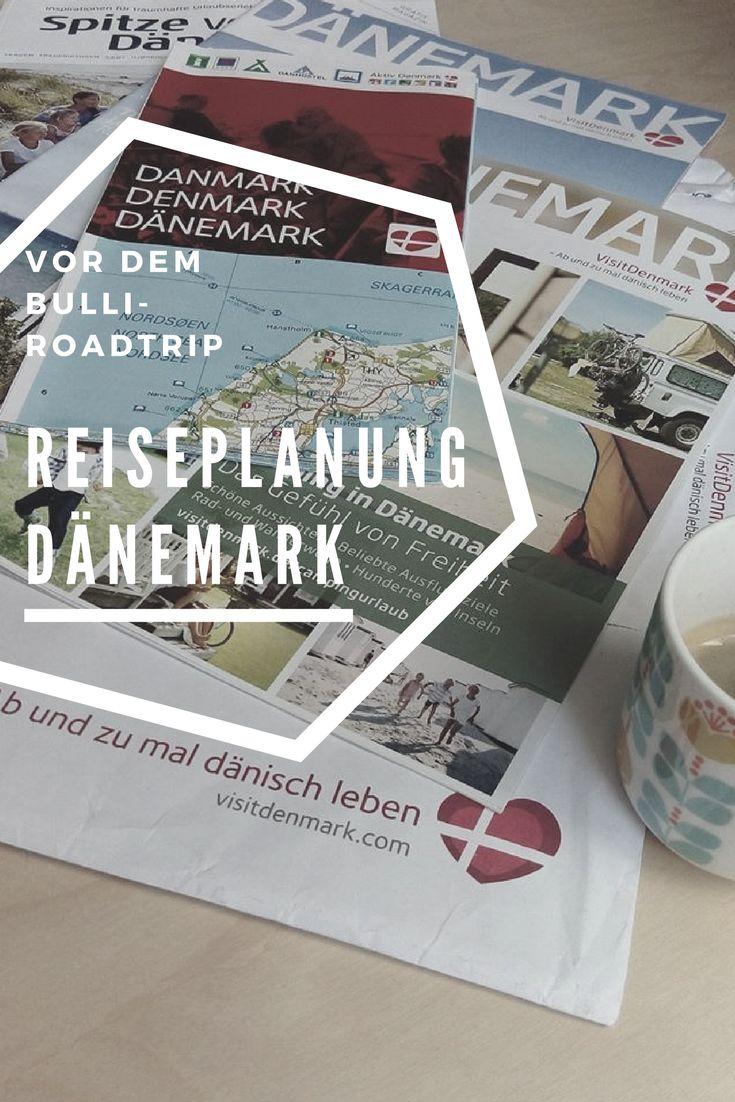 Unsere Reisevorbereitung auf  den Roadtrip mit Bulli in Dänemark. Wir verschaffen uns zur Reiseplanung einen Überblick über das Land, damit wir uns vor Ort treiben lassen können...