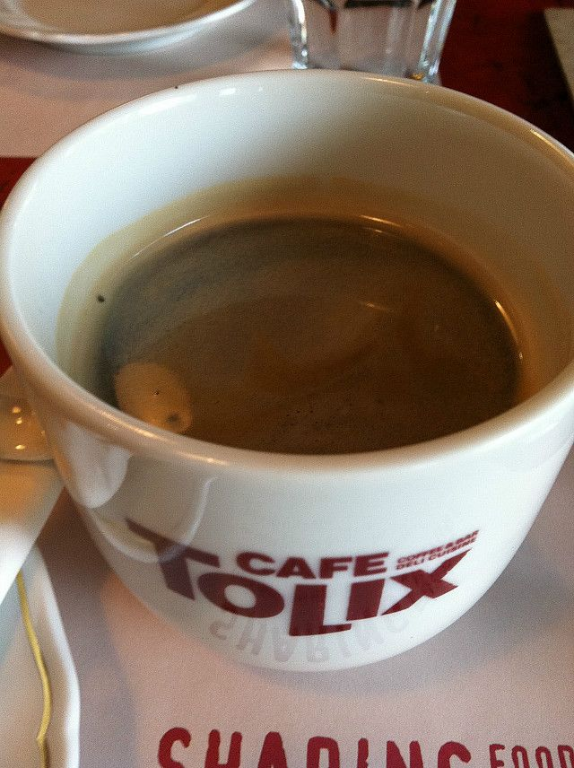 Tazozota :: Cafe TOLIX 도곡동