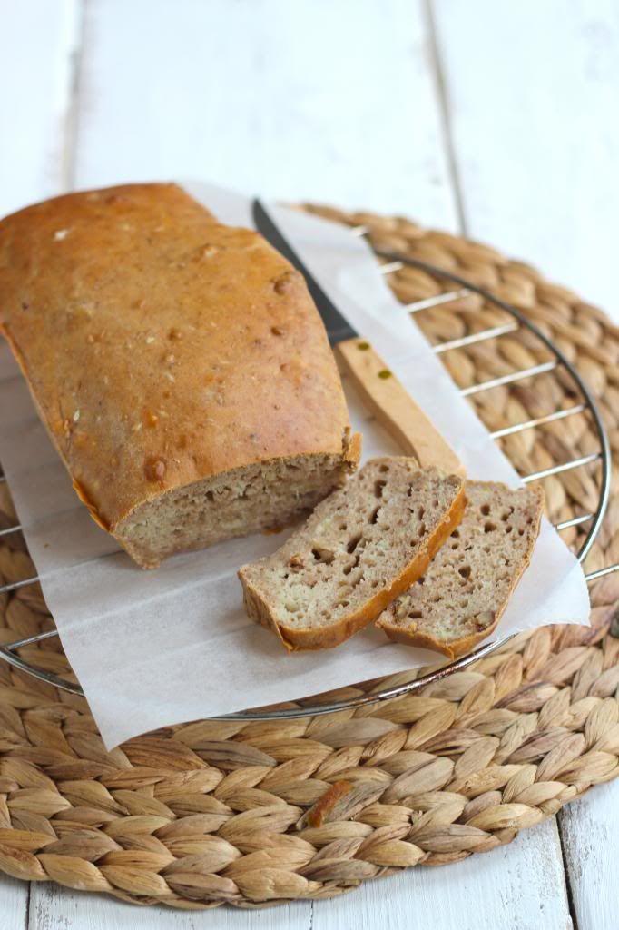 De gezondere versie van bananenbrood - Lekker en Simpel