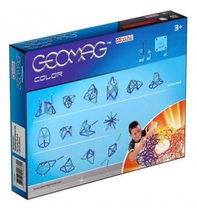 Geomag klocki Color - 40 elementów https://pulcino.pl/geomag/643-geomag-klocki-color-40-elementow-0871772002529.html