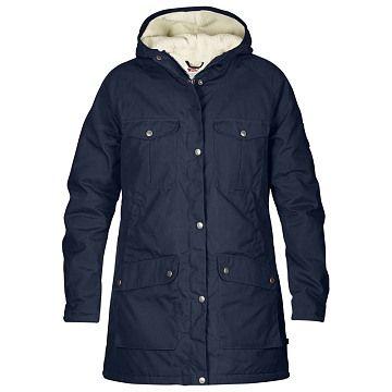 Fjallraven Greenland Winter Parka női kabát | MOUNTEX | A Túrabolt