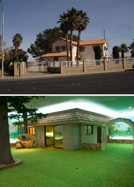 Suburb-Terranean: 70s Bunker Home Simulates Day & Night | 2 | Urbanist