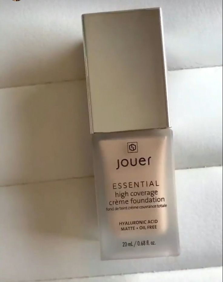 Jouer's Never Released A Foundation Like THIS Before