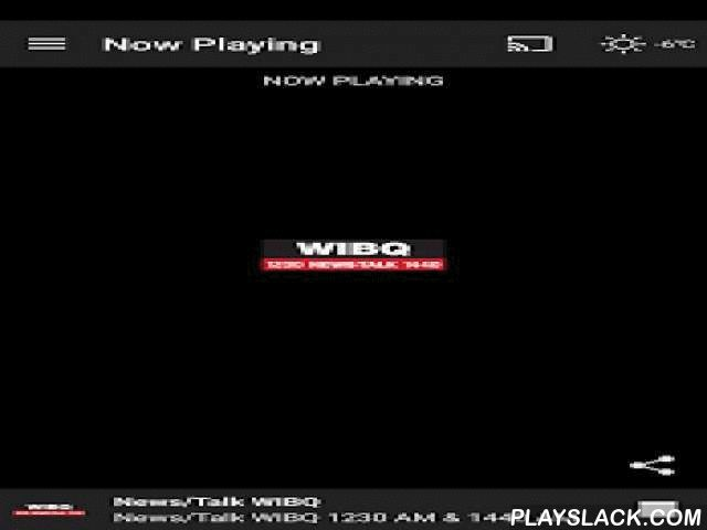 News/Talk WIBQ  Android App - playslack.com ,  Listen to News/Talk WIBQ (1230 AM Terre Haute, Indiana; 1440 AM Paris, Illinois) anywhere on your mobile device with our free app!