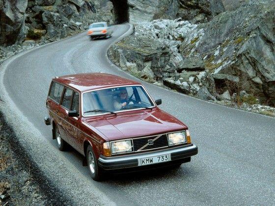 Classic Car Cultist: Volvo 240 - Blog.AutoShopper.com