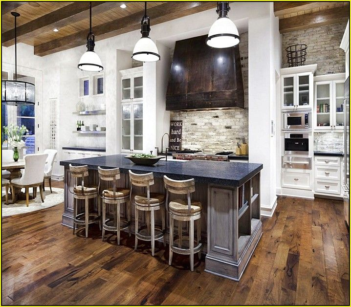 21 Impressive Cool Kitchen Island Design Ideas: 25+ Best Ideas About Large Kitchen Island Designs On