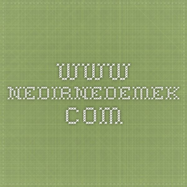 www.nedirnedemek.com