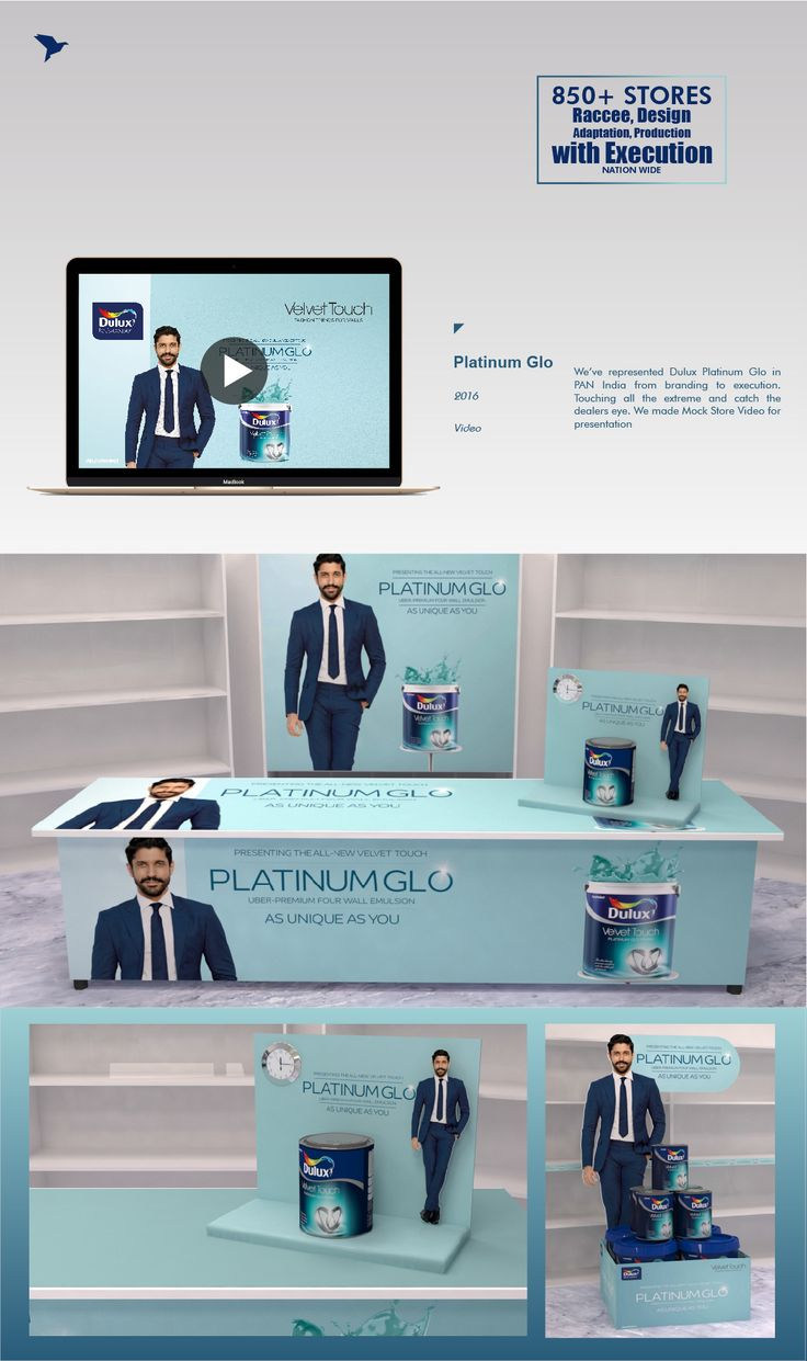 Check out my behance project in store brandingexecution dulux https