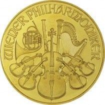 Empfohlenes Produkt : Philharmoniker 1 Unze Gold