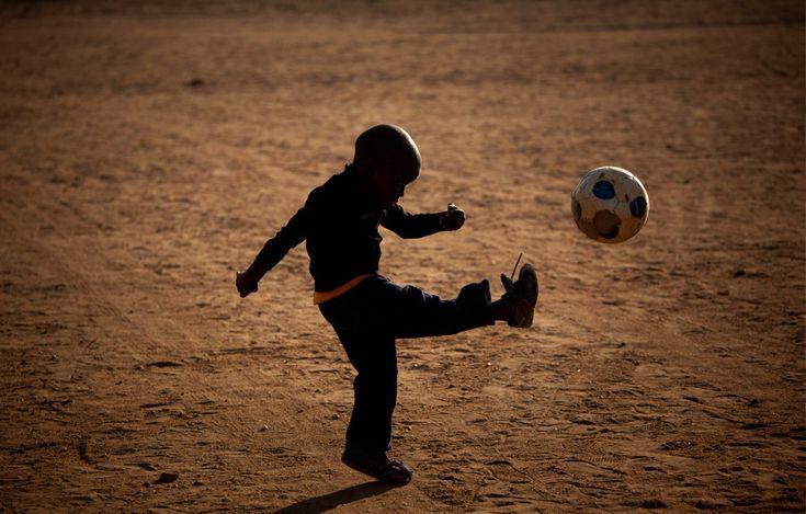 boy's kick