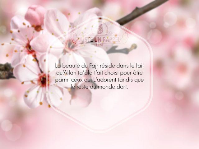 Je m'engage solennellement à me lever pour le Fajr! | Juste un Rappel #Rappel