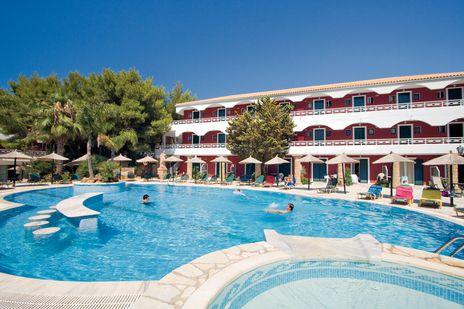 Vasilikos Beach Hotel, Vassilikos, Zante, Greece