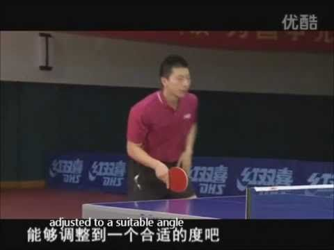 ▶ Ma Long's Instructional (Embedded Subtitles) - YouTube