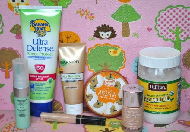 how to get rid of redness with make up