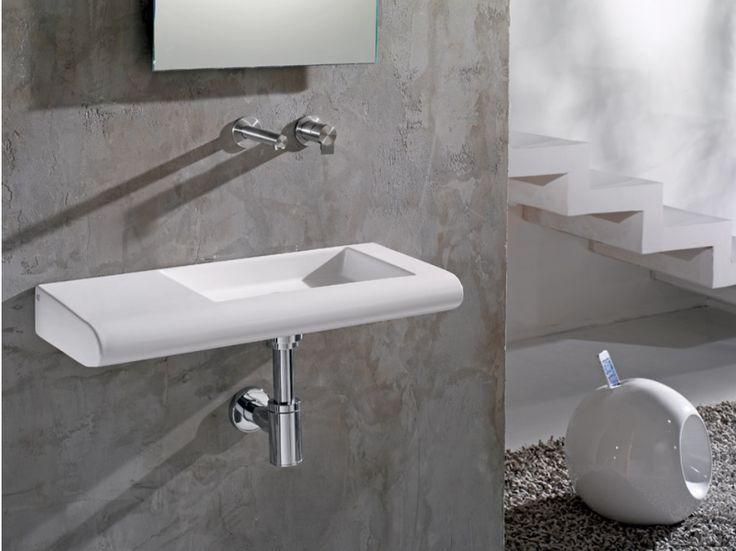 Et lille badeværelse kan være svært at indrette. Derfor har jeg her samlet 10 små håndvaske som alle er rigtig gode løsninger til det lille badeværelse.