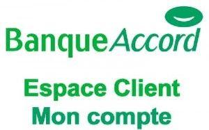 Banque Accord mon compte mon espace personnel en ligne