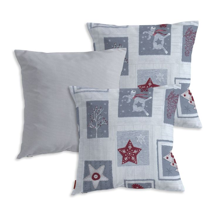 Poszewki 3-pack christmas 15   #poduszki #interior #dekoracje #decoration #wnetrze #home #inspiration